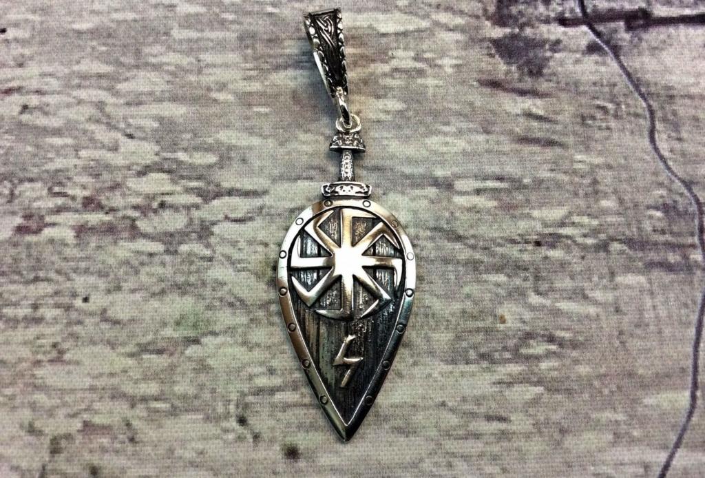 Сильные символы Перуна: щит, звезда, секира. Значения, правила ношения, зарядка и другие нюансы