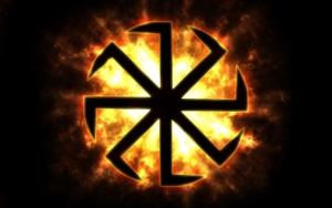 Магическая сила сакрального амулета — символа Солнцеворот. Значение, виды оберега, нюансы изготовления