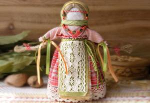 Славянская кукла Желанница: описание, значение, изготовление своими руками. Как зарядить и активировать оберег?