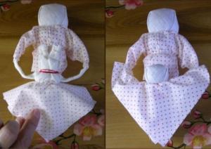 Значение славянской куклы Ведучки. Как сделать оберег своими руками?